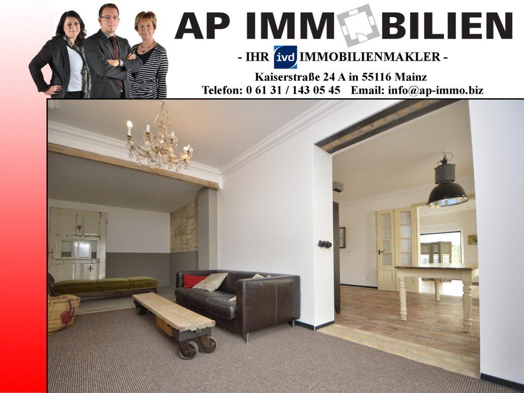 AP Immobilien GmbH - Ihr IVD Immobilienmakler aus Mainz - 55130 Mainz, Ludwig-Marx-Straße - Gewerberaumvermietung - Immobilienvermietung - Immobilienverkauf