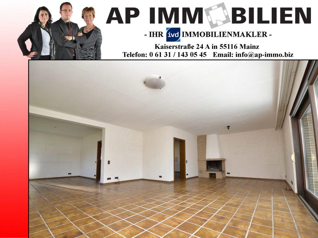 AP Immobilien GmbH - Ihr IVD Immobilienmakler aus Mainz - 55129 Mainz, Senefelderstraße - Eigentumswohnung - Immobilienverkauf - Immobilienvermietung