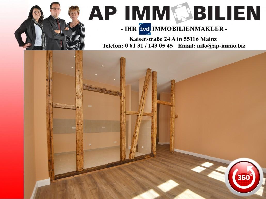 AP Immobilien GmbH - Ihr IVD Immobilienmakler aus Mainz - Immobilienverkauf , Wiesbaden, Taunusstraße, Wohnungsvermietung