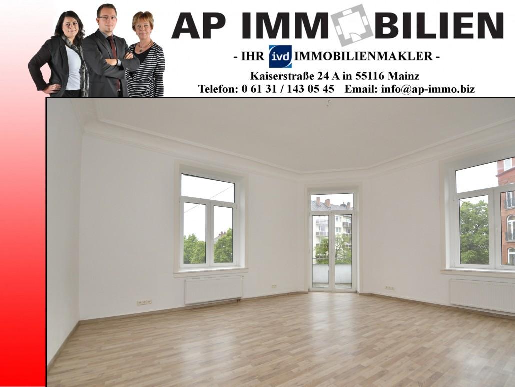 AP Immobilien GmbH - Ihr IVD Immobilienmakler aus Mainz - Immobilienverkauf , Wiesbaden, Wohnungsvermietung