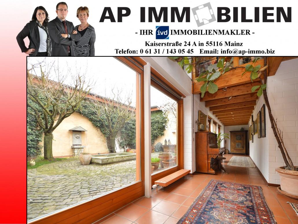 AP Immobilien GmbH - Ihr IVD Immobilienmakler aus Mainz - Immobilienverkauf , Mainz, Hechtsheim