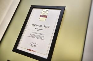 AP Immobilien GmbH - Ihr IVD Immobilienmakler aus Mainz - Focus Immobilien Atlas - Top Immobilienmakler 2015