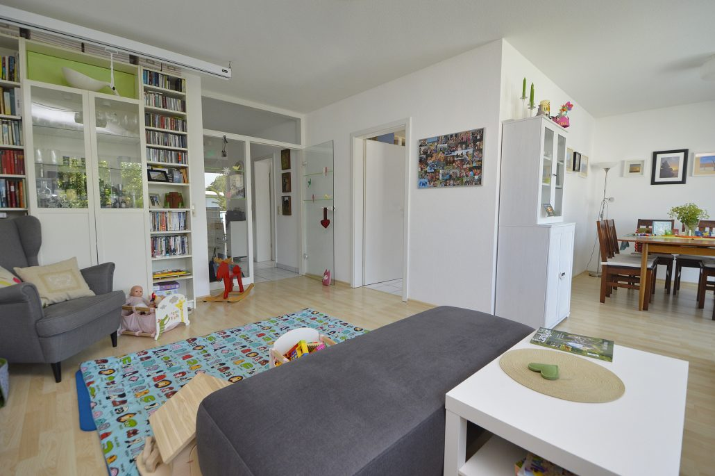 AP Immobilien GmbH - Ihr IVD Immobilienmakler aus Mainz - 55257 Budenheim - Mietwohnung