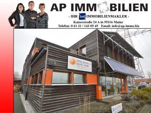 AP Immobilien GmbH - Ihr IVD Immobilienmakler aus Mainz - 55120 Mainz, In der Dalheimer Wiese - Gewerbeimmobilie - Immobilienverkauf - Immobilienvermietung
