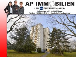 AP Immobilien GmbH - Ihr IVD Immobilienmakler aus Mainz - 55131 Mainz, Berliner Straße - Eigentumswohnung - Immobilienverkauf - Immobilienvermietung