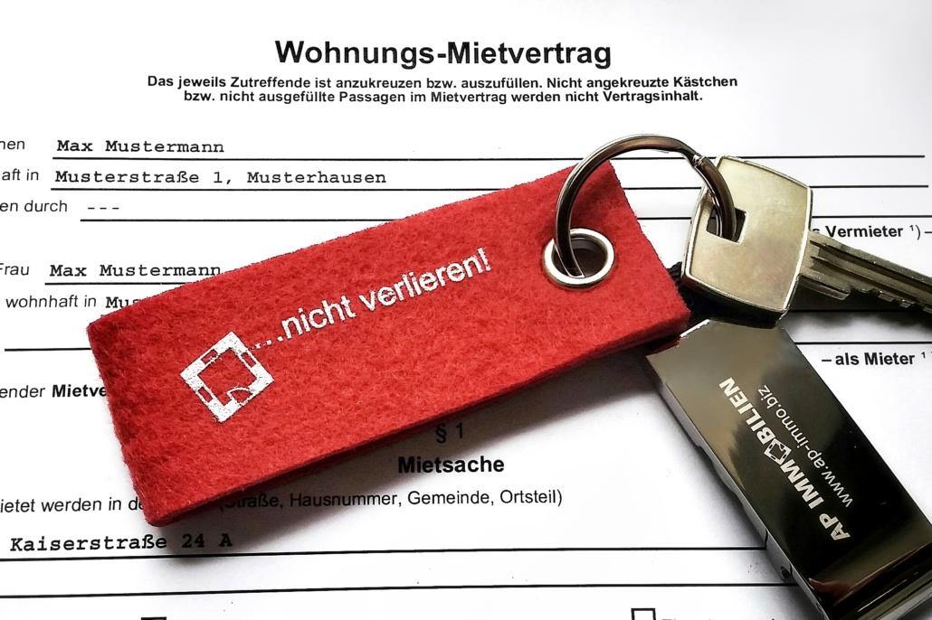 AP Immobilien GmbH - Ihr IVD Immobilienmakler - Immobilienverkauf, Immobilienvermietung, Wohnung, Haus, Kapitalanlage, Bewertungen, Rezension, Beurteilung, Vermieter,Zweitschlüssel, Schlüssel behalten, Mietvertrag, Hausfriedensbruch,